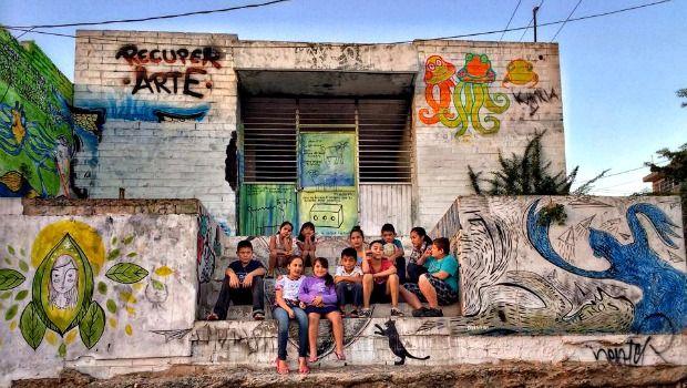 Arte Social vs Narcocultura, un relato de Culiacán, Recuper-Arte