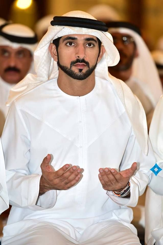 8 best Prince Hamdan ️ images on Pinterest   Crown, Crowns ...