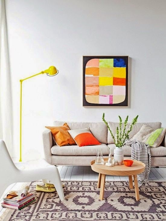 Explore colorful living room decorating ideas to bring pops of color to your living room decor plus shop our favorite living room furniture