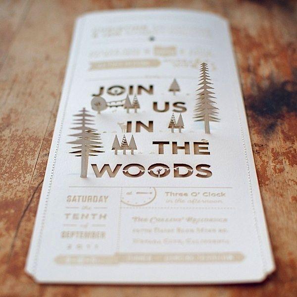 Awesome Wedding Invitations
