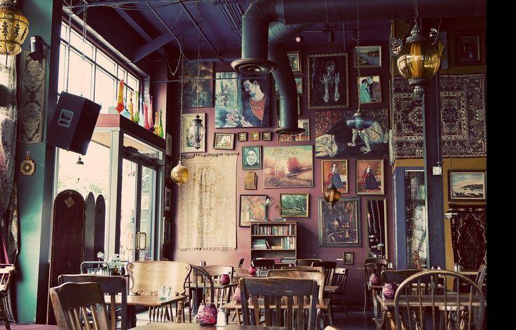 the gypsy den cafe, costa mesa