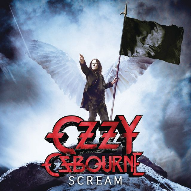 """""""Let Me Hear You Scream"""" by Ozzy Osbourne was added to my Discover Weekly playlist on Spotify"""