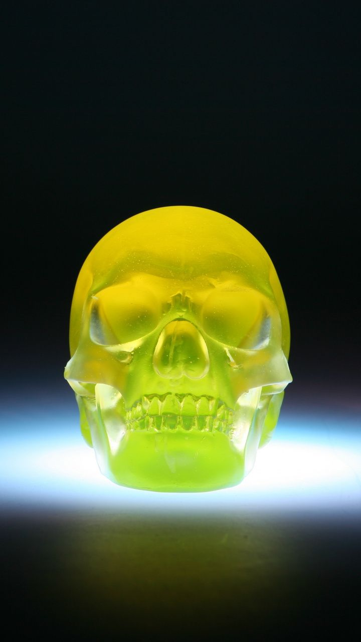 Skull 3d Model Digital Art 720x1280 Wallpaper Skull Skull Wallpaper Skull Artwork