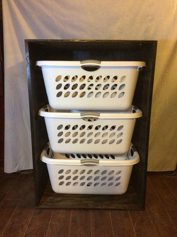 1000 ideas about laundry basket holder on pinterest laundry baskets diy laundry baskets and. Black Bedroom Furniture Sets. Home Design Ideas