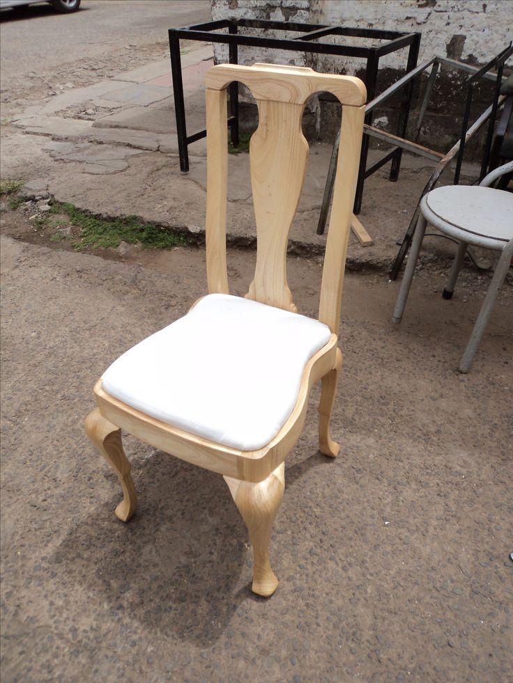 Queen Anne #Diningchair