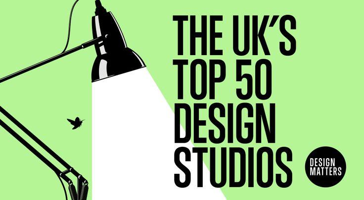 Revealed: the UK's top 50 studios 2017 | Creative Bloq