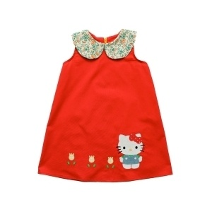 Super cute Hello Kitty dress by Misha Lulu. #tadashop