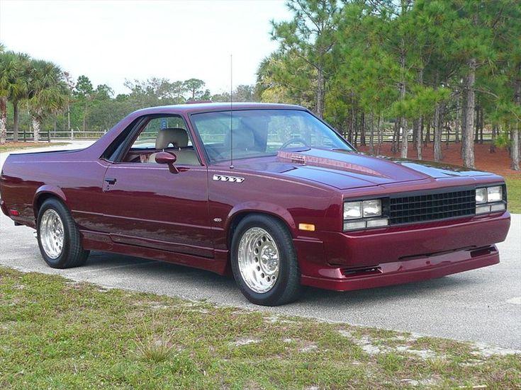 1984 El Camino | 464elky's 1984 Chevrolet El Camino
