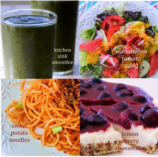 Ive GOT to get a spiralizer! Raw on $10 a Day (or Less!): Raw Food Menu: June 2, 2013 & Meal Plan Week Eleven