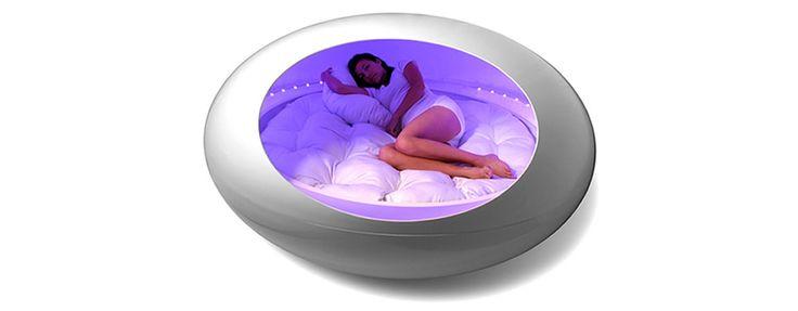 I NEED this nap pod