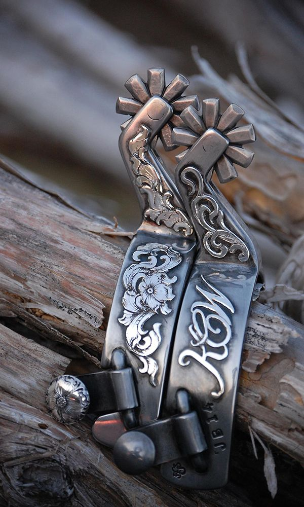 Cowgirl Approved Custom Spurs - COWGIRL Magazine
