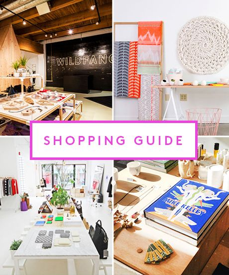 The Ultimate Guide To Shopping In PDX #refinery29 http://www.refinery29.com/portland-shopping