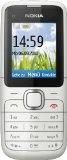 Nokia C1-01 Handy (Ohne Branding, 4,6 cm (1,8 Zoll) Display, VGA Kamera) warm grey