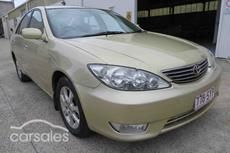 New & Used Toyota Camry cars for sale in Queensland - carsales.com.au