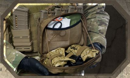 Tactical Medical Solutions Combat Medic Pouch
