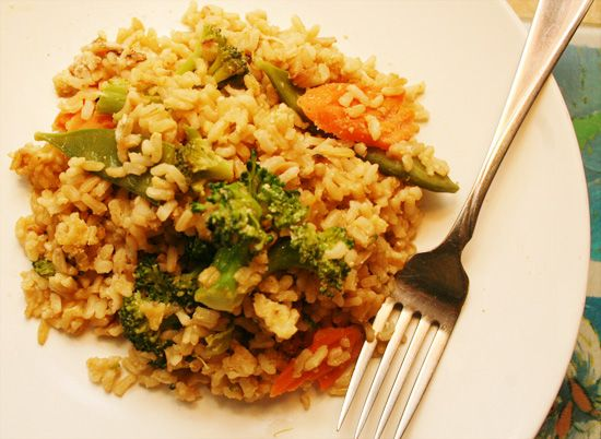 Try out Minute Rice's Classic Fried Rice Recipe.
