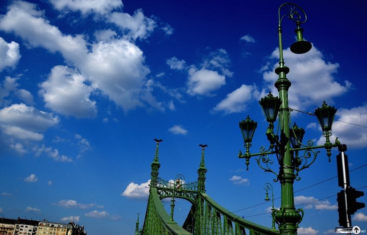 Liberty Bridge #budapest