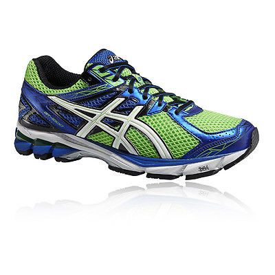 Asics gt-1000 3 mens #green blue breathable running sports #shoes pumps #
