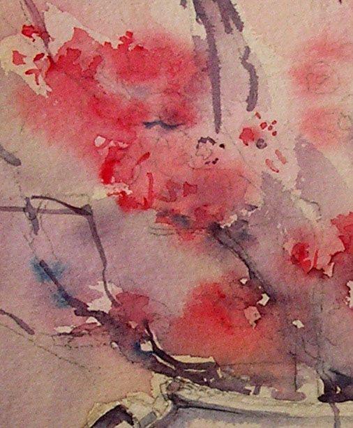 Les 25 meilleures id es de la cat gorie pommier du japon sur pinterest tatouages de fleurs de - Pommier du japon toxique ...