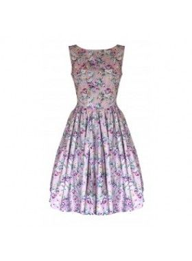 It's Vintage Darling Blossom Vintage Inspired 1950's Floral Print Dress. Buy @ http://thehubmarketplace.com/blossom-Vintage-inspired-1950s-floral-print-dress