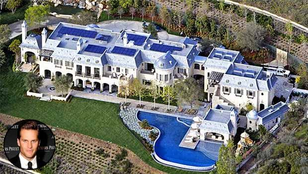 See These Amazing Homes Owned By Nfl Stars Celebrity Houses