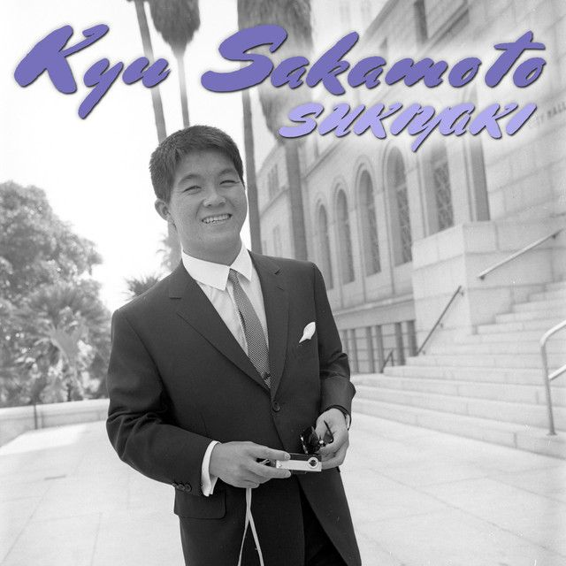 """Sukiyaki"" by Kyu Sakamoto added to Oldies  playlist on Spotify"