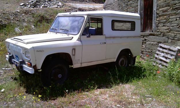 Portaro 240 - ARO(Rumänien) aus Portugal