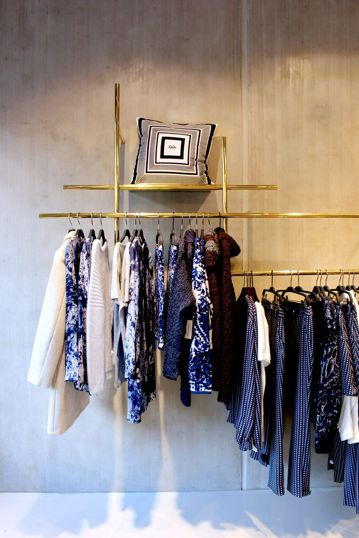 Flagship Store Lala Berlin F/W 14 Collection