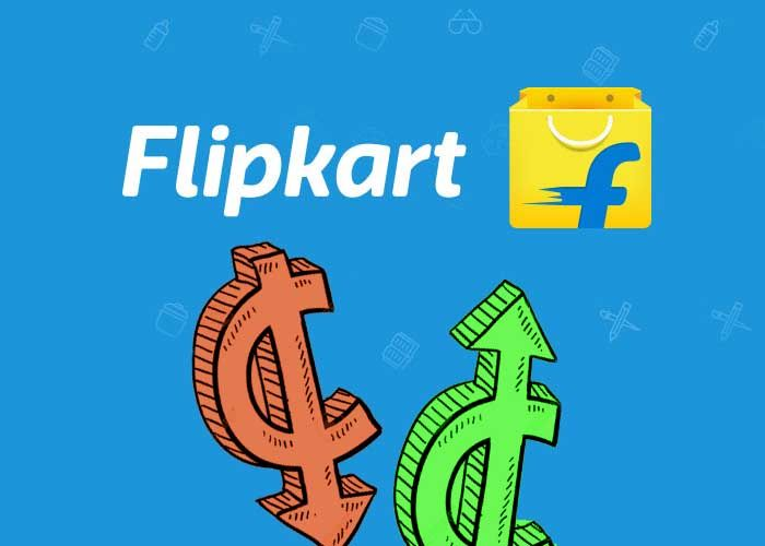 Markdown period for flipkart by Morgan Stanley and other funds