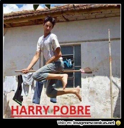 harry pobre image | Harry pobre | Imagenes comicas | Imagenes chistosas para Facebook