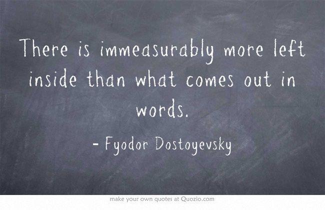 Fyodor Dostoyevsky:
