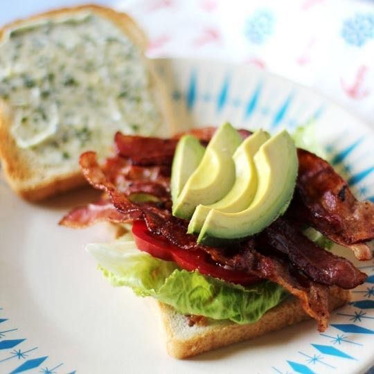 Sandwiches of All Shapes & Sizes: 20 Sandwich Recipes for a Better Lunch Recipe RoundupLunch Recipes, Food, Avocado, 20 Sandwiches, Better Lunches, Basil Mayonnaise, California Blt, Sandwiches Recipe, Lunches Recipe