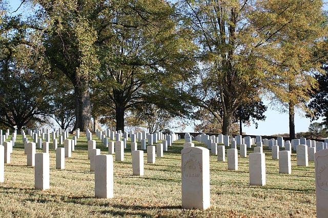 Danville National Cemetery - Danville, Danville City, VA