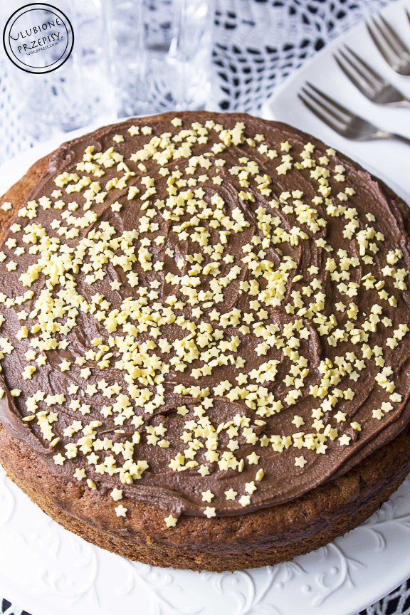 Ciasto z kawałkami czekolady i bananami http://ulubioneprzepisy.wordpress.com/2013/11/22/ciasto-z-kawalkami-czekolady-i-bananami/