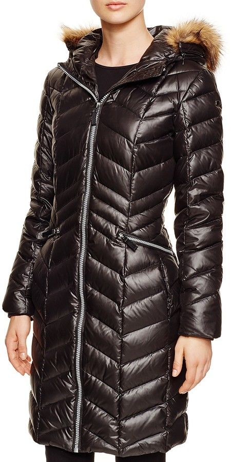 Marc New York Long Puffer Coat - 100% Bloomingdale's Exclusive
