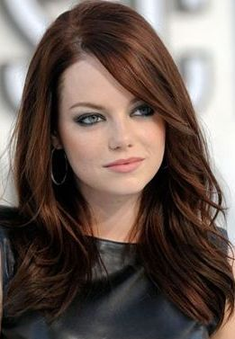 Long Length Hairstyles 12 Best Hairstyles Images On Pinterest  Make Up Looks Beauty Tips