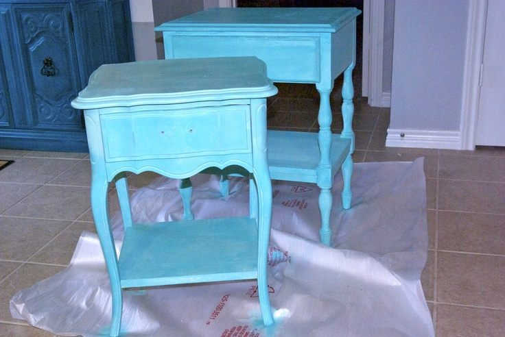 Miss Madison's Charmed Life: Painting with Run n Buff