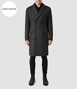 Mens Outerwear, Coats, Pea Coats | AllSaints Clothing Store