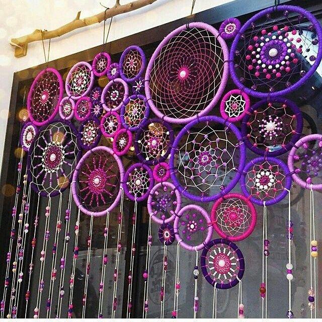 Best 25 beaded curtains ideas on pinterest bead - Purple beaded door curtains ...