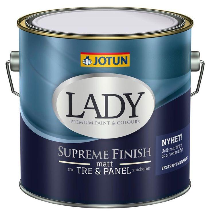 Jotun Lady Supreme Finish Matt 05