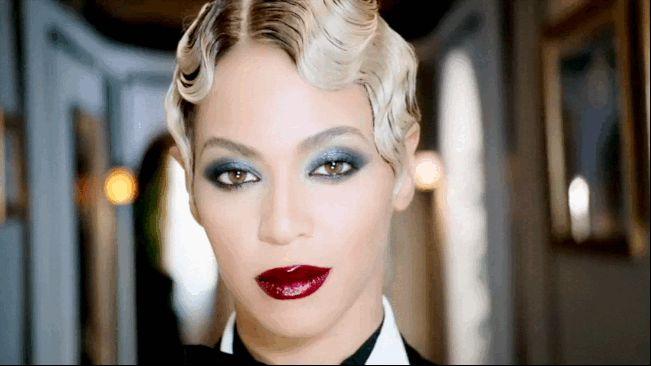 Μακιγιαζ Διασημων : Βήμα-βήμα τo Glamorous Μεταλλικό Μακιγιάζ της Beyonce