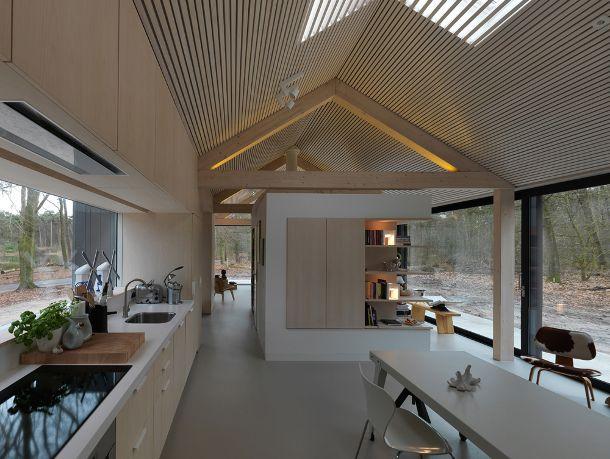 Brouwhuis in Oisterwijk door Bedaux de Brouwer - alle projecten - projecten - de Architect