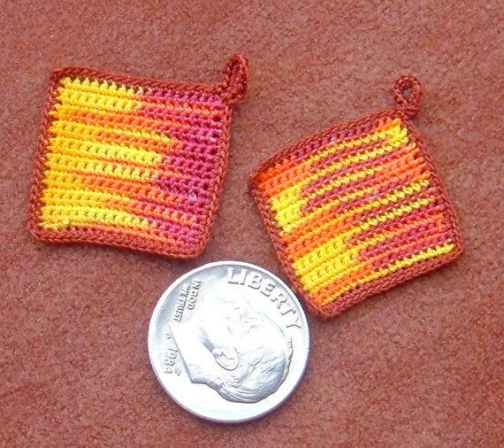 Crochet Kitchen Decor