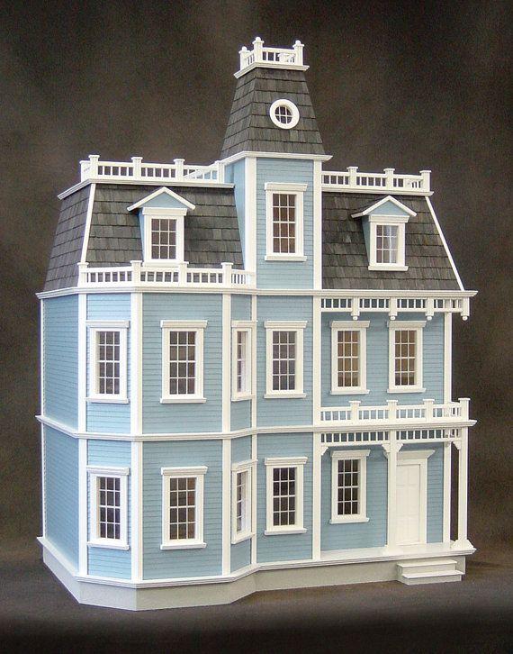Les 72 meilleures images à propos de peytons dollhouse sur Pinterest - realiser un plan de maison