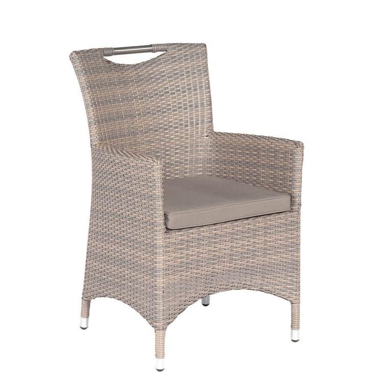 Perfect Garten Dining Sessel Louis Geflecht Grau Antik Jetzt bestellen unter https moebel
