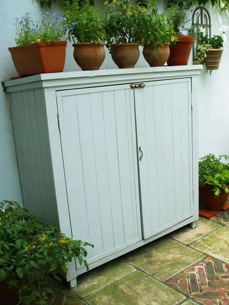 Best Garden Storage Shed Ideas On Pinterest Outdoor Storage