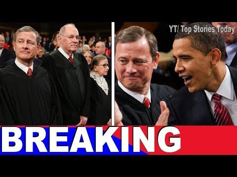 Bombshell! In Epic 6-2 Decision, US Supreme Court Declares Barack Obama Violated the Constitution … - YouTube