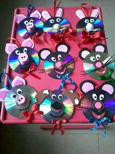 Cd Craft Ideas For Kids Part - 45: 12 Best Cd Craft Images On Pinterest | Cd Crafts, Crafts For Kids And Kid  Crafts