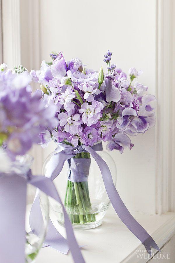 Wedding Ideas 20 Gorgeous Purple Wedding Bouquets Modwedding Purple Wedding Bouquets Purple Wedding Flowers Purple Bouquets
