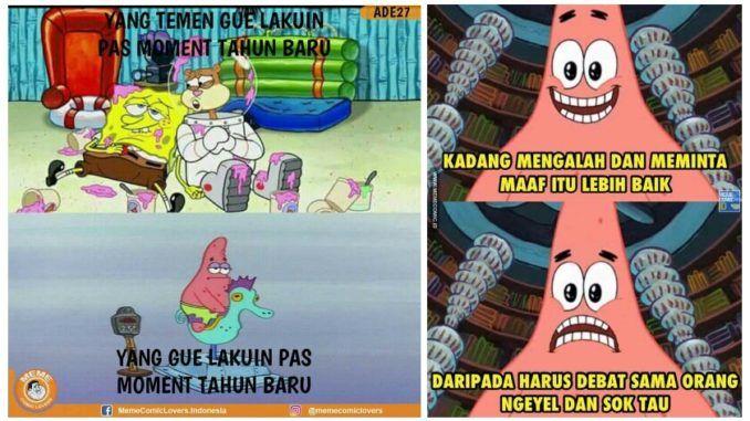 Kumpulan 10 Meme Spongebob Squarepants Ini Bakal Ceriakan Harimu Lifeloenet Spongebob Memes Spongebob Squarepants Spongebob
